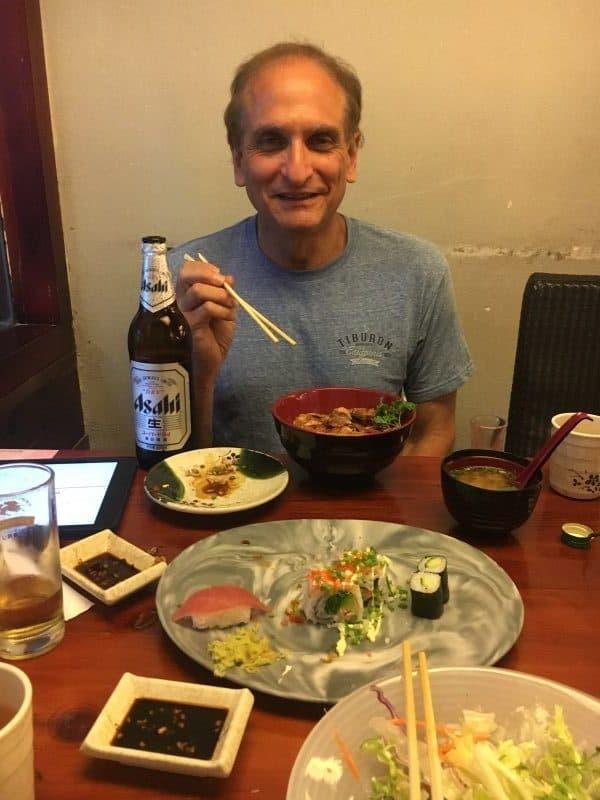 brian sushi