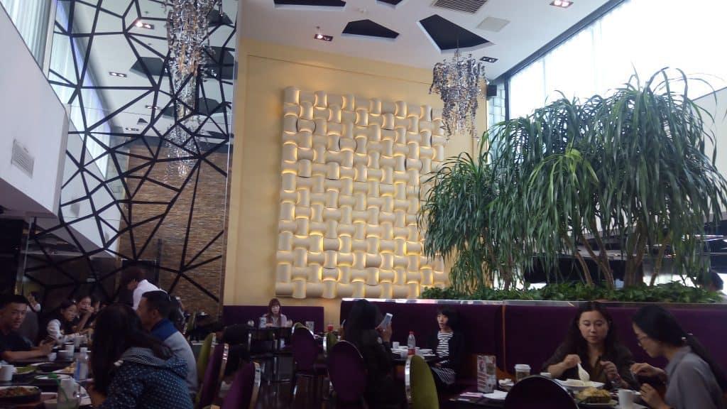 Bellagio Restaurant.